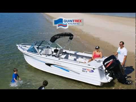 Quintrex Runabouts
