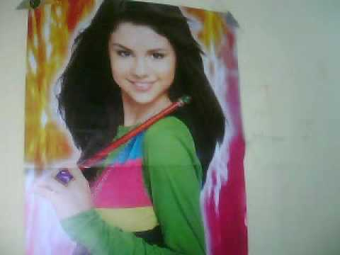 Poster Selena Gomez!Wizards of Waverly Place