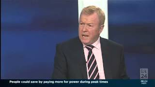 ABC News Breakfast Interview with Rod North on 8th of July 2014