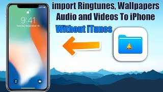Install free ringtones & videos on iphone x, 8, 7, 6 without itunes