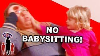 Little Girl Slaps Babysitter in the Face and Makes her Cry | Kids Behavior Video | Supernanny