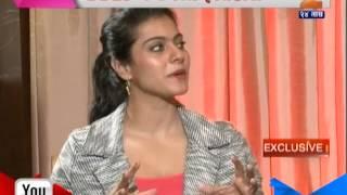 Zee24Taas: Kajol give interview in Marathi 27th November 2014
