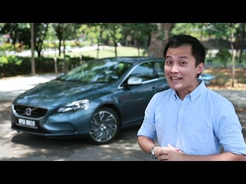 Volvo V40 T5 review - AutoBuzz.my