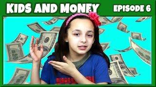 Money Smart Kids Episode 6: Kids  Spending Money