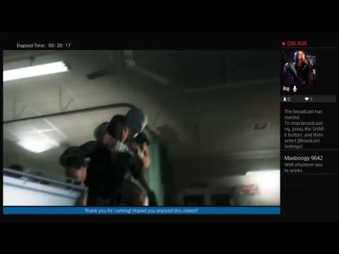 Rebel Warrior Live Play of Metal Gear Solid