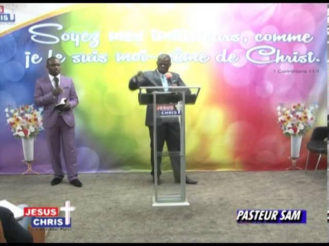 Culte Pst Sam L'importance de la Descente du St Esprit 2
