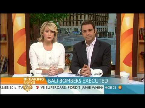 Australians reflect on Bali bombings - 7 Nov 2008