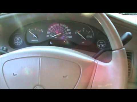 2001 Buick Century On 24s Youtube