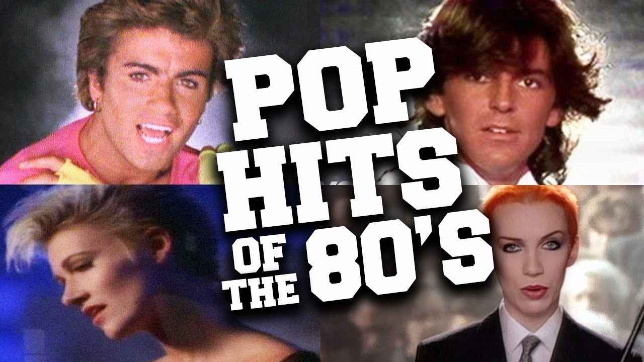 Top 50 Pop Songs of the 1980's