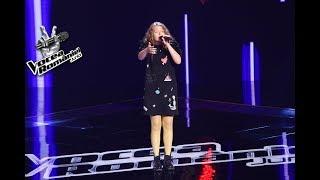 Ioana Neagu  Gangsta  Auditiile pe nevazute  Vocea Romaniei Junior 2018