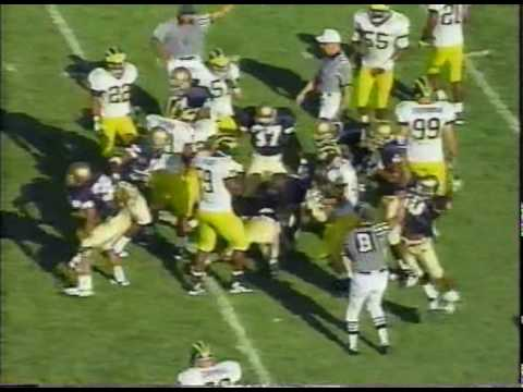Notre Dame vs. Michigan 1998