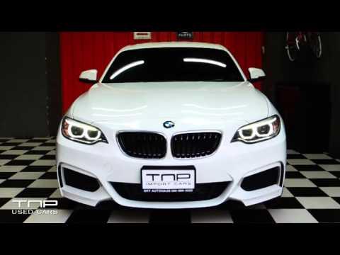 รถสปอร์ตมือสอง BMW 218i Coupe M Sport by TNP Used Cars  รถสปอร์ตมือสอง