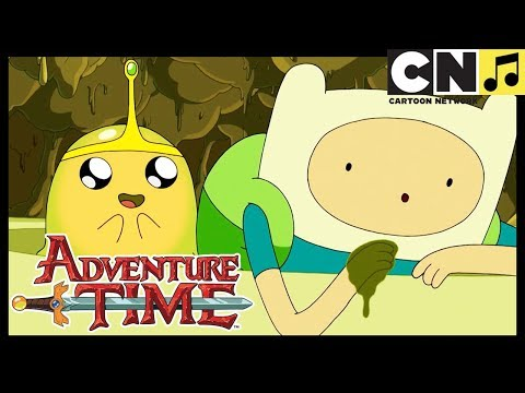 Adventure Time  🎶 Cant Get Over You Song  Love Games ❤️️  Cartoon Network