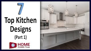 7 Best Kitchen Designs We Selected from Our 2020 Home Tours (part 1)