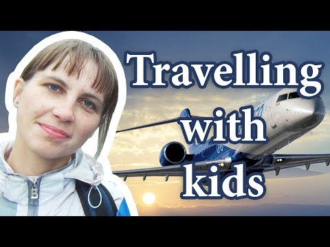 Travelling with a kid, with a two year old kid in a trip to Turkey