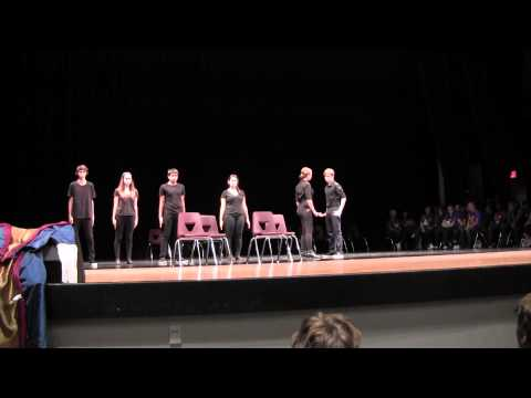 Best In Show Pantomime 2013 -