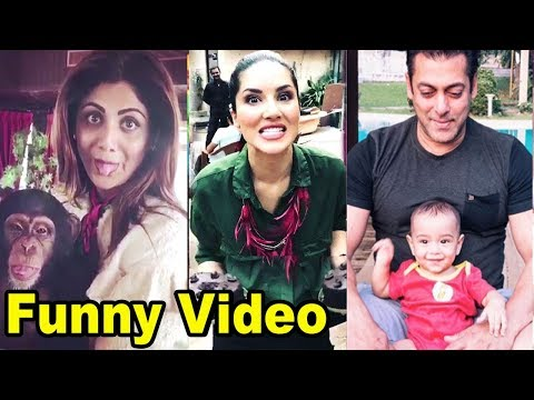 Bollywood Movie Actress & Actors FUNNY  Clips  Prank and Comedy Moments