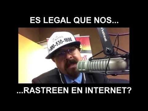 ¿Es Legal Que Nos Rastreen En Internet?