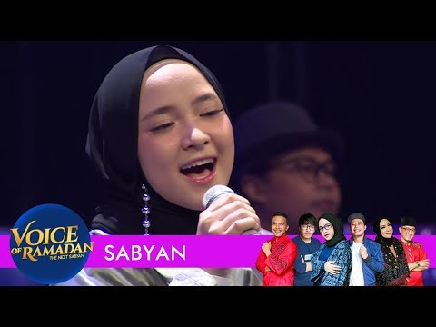 Ya Habibal Qolbi (Versi Sabyan) - Nissa Sabyan | Episode 7 | Voice Of Ramadan GTV 2019