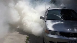 1999-2004 Honda Odyssey Compilation (Burnouts, 0-60's, and More!)