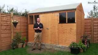 Billyoh 5000 Workman's Hut