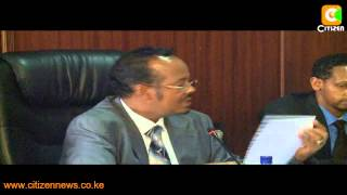Kimunya Kicked Out Of Mps' Session