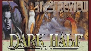 Daria Reviews Dark Half [SNES] - NPCs: It