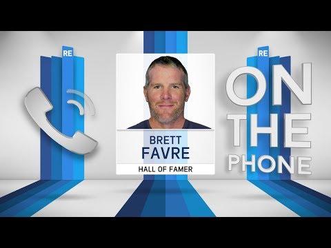 Pro Football Hall of Famer Brett Favre Talks Concussions, Brady & More w/Rich Eisen | 1/9/18