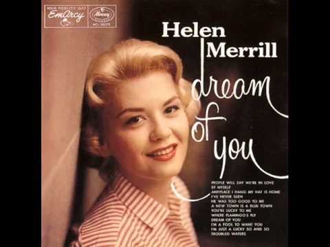 Helen Merrill with Gil Evans Orchestra - Dream of You