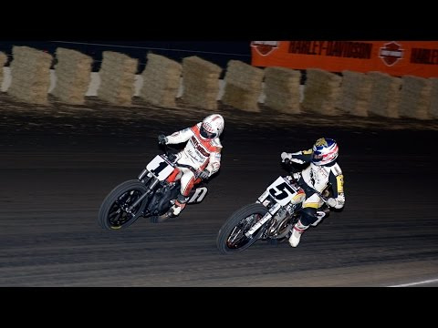 2014 Calistoga Half-Mile - GNC Main Event FULL Race (HD) - AMA Pro Flat Track