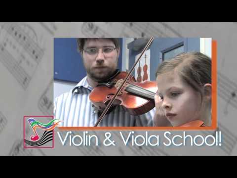 Frisco School of Music - Violin & Viola Lessons