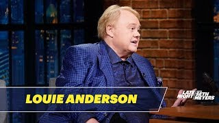 Louie Anderson Is an Underwear Hoarder
