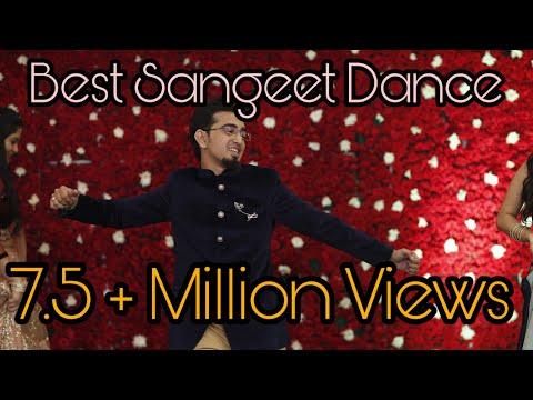 Aaj Hai Sagai || Sangeet Dance || Abhishek || RiyaaRisha