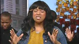 Kierra Sheard (Indescribable)  #Live