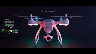 jYU Hornet 2, amazing 4K photography and filming drone with GPS !