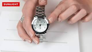 Як налаштувати годинник з різними циферблатами? Sunlight TV #14