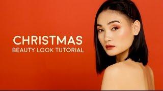 Christmas Look Makeup Tutorial - Hướng dẫn trang điểm bởi M.U.A Viet Cuong Hoang