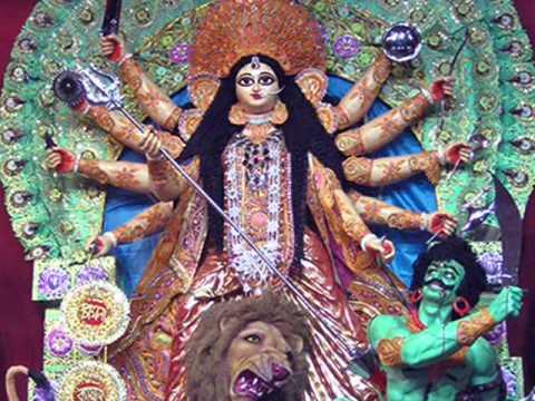 34, Tabo Achintya Rupa Charita. Agamoni Songs by Manabendra Mukh.