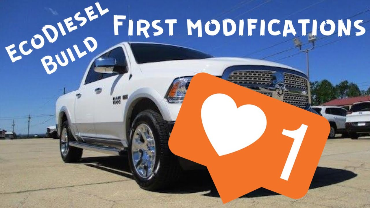 Ram 1500 Ecosel Build First Modifications Edge Insight Cts2 Review