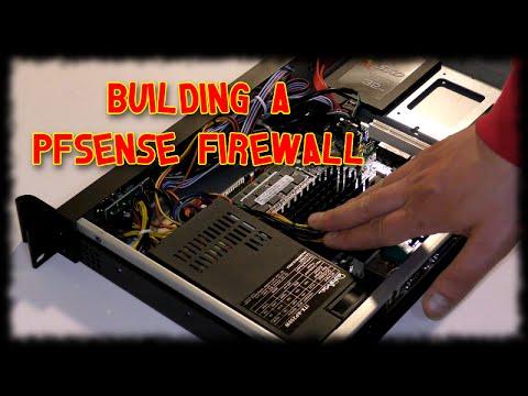 Building A PFSense Firewall ★Geeking Off★