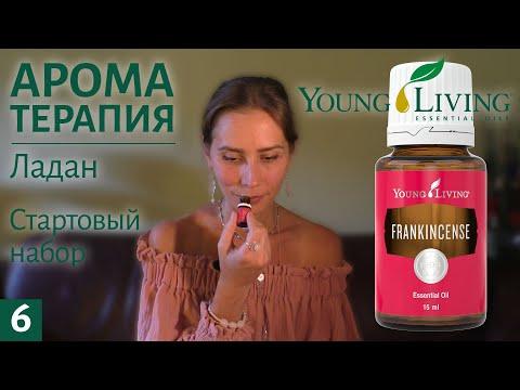 Эфирное масло ладана / Стартовый набор Young Living / Ароматерапия