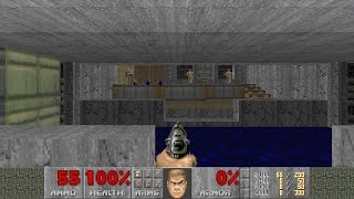 Doom 2: Hell on Earth UV-Speed in 19:59, World Record Speedrun 30uv1959