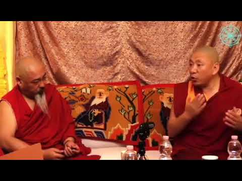 Europe Tibetan public talk part 2/5 , 2017 11 16