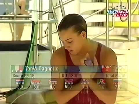Tania Cagnotto 12A - Athens 2004