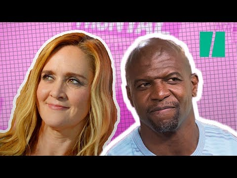 Samantha Bee And Terry Crews Talk Male Sexual Assault