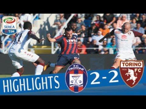 Crotone - Torino 2 - 2 - Highlights - Giornata 8 - Serie A TIM 2017/18