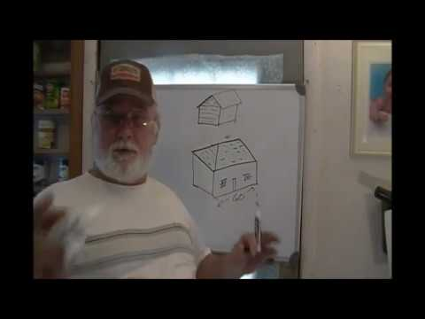 How To Calculate Roofing Shingles including Hip Roofs by PawPaw
