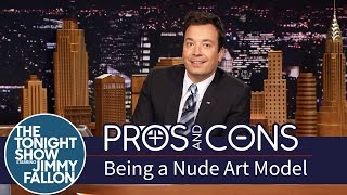 Pros and Cons: Being a Nude Art Model