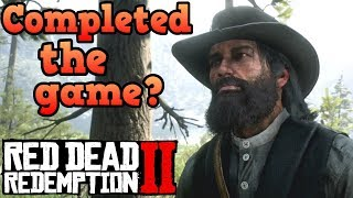 5 things to do after completing Red dead redemption 2