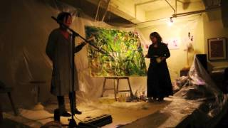 2013年12月22日大須モノコトでおこなわれた 「音形色声」井上麻衣(うた...